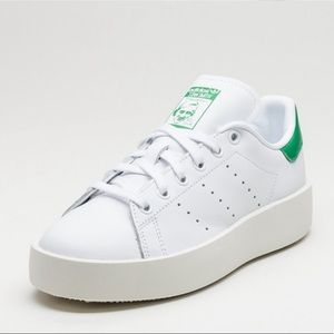 timeless design 19b64 fabb2 Adidas   Stan Smith Originals Platform Sneaker 6.5